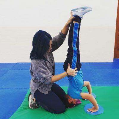 gymnastics  balance  inversions  teleskola